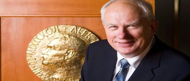 Geir Lundestad, secretary of the Norwegian Nobel Committee and director of the Nobel Institute