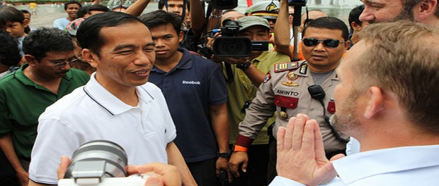 Joko Widodo, better known as 'Jokowi' has experienced a meteoric rise in Indonesian politics