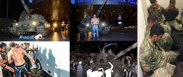 Turkey's military coup